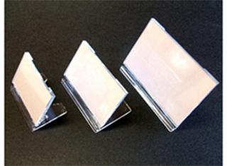 角型リクライニングカード立