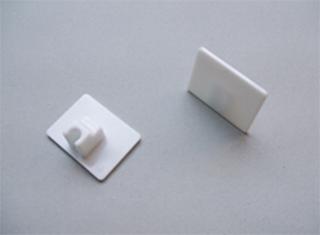 φ6mmフック用 貼型PCホルダー
